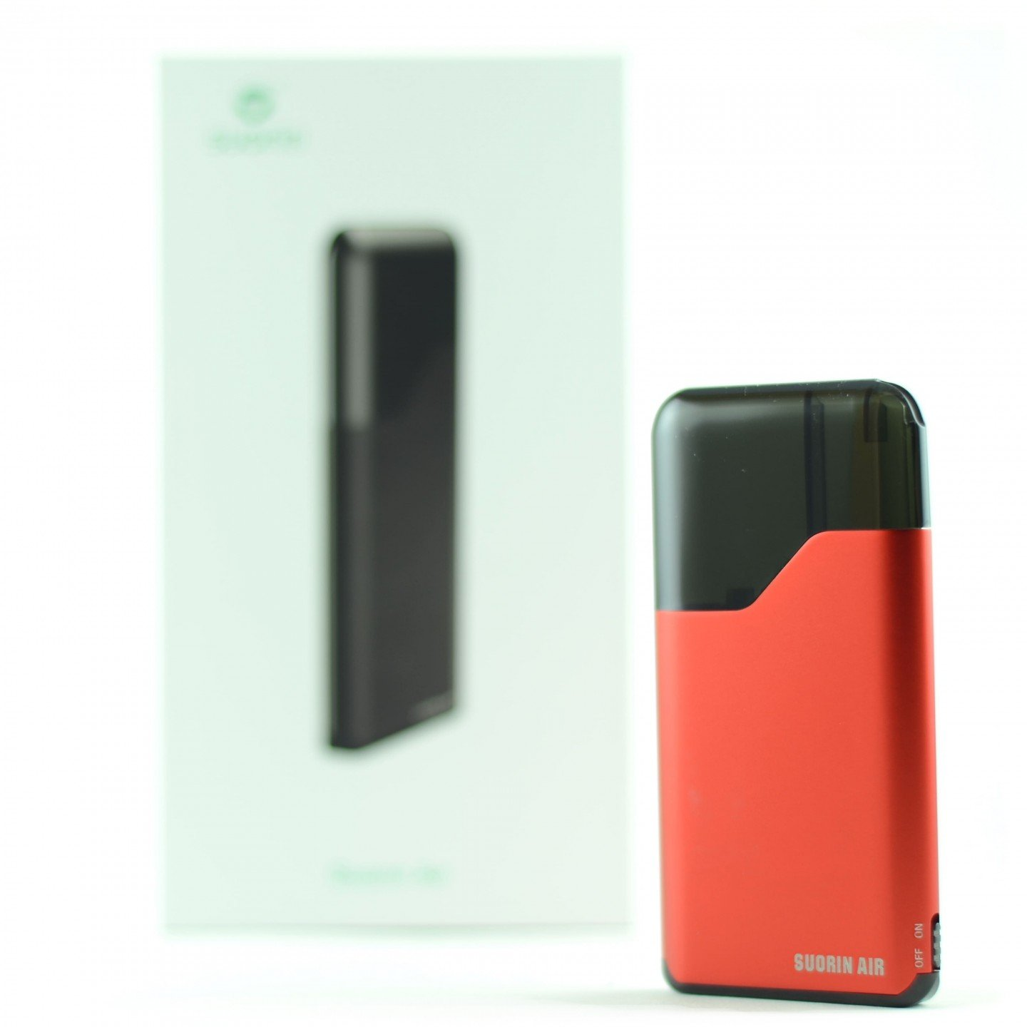 #6 Suorin Air Starter Kit