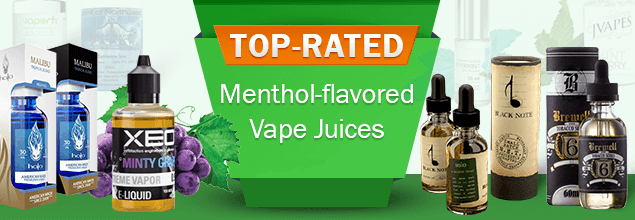 Top-Rated Menthol E-Juices of 2018 – Taste the Coolness