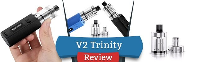 Vapor 2 Trinity Review