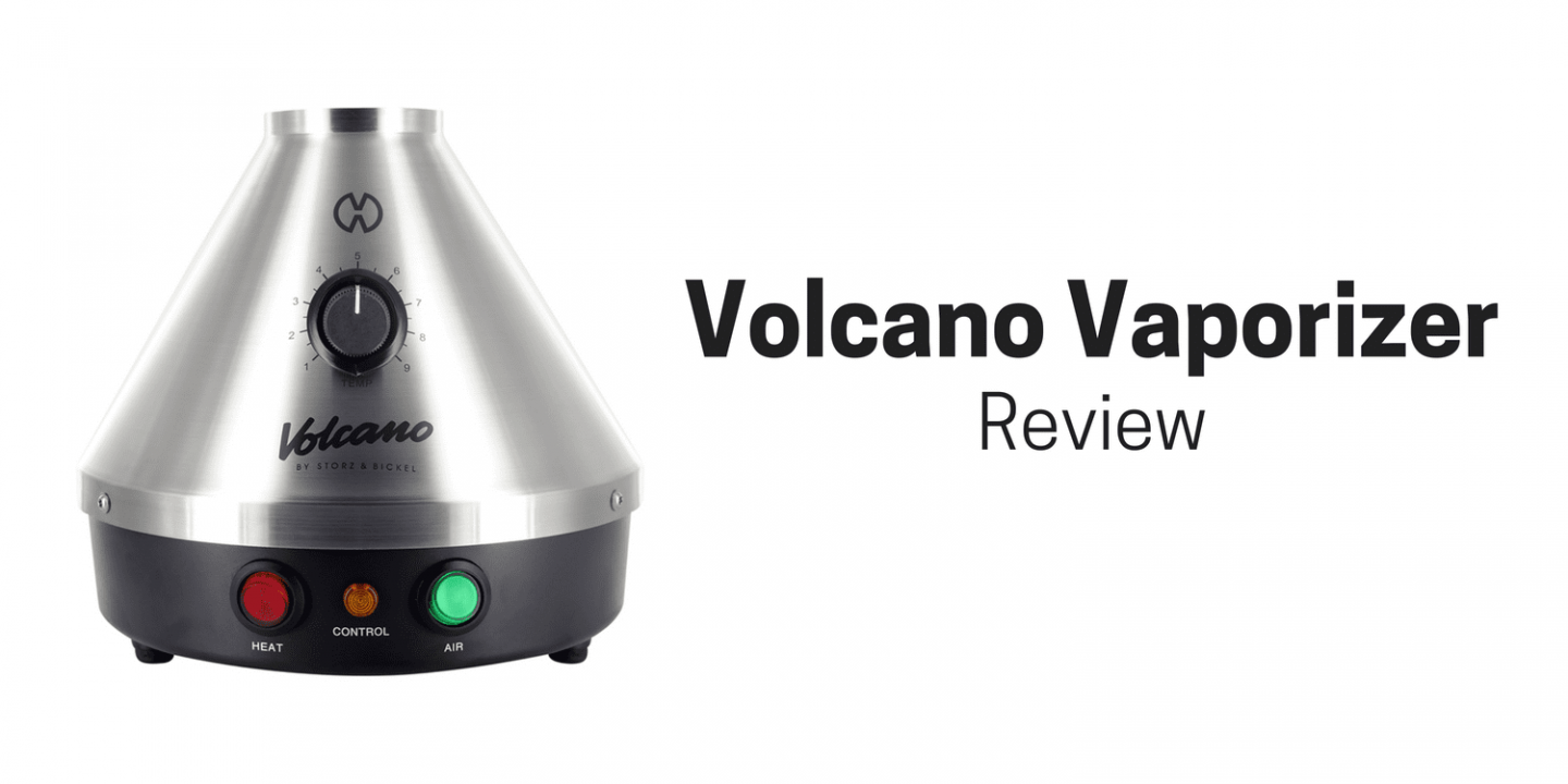 Volcano Vaporizer Review Image Cover