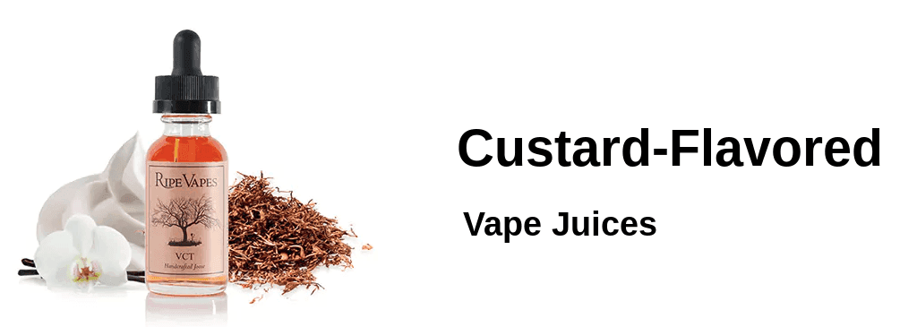 custard-flavored-vape-juices