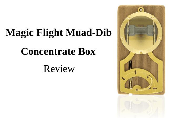 Magic Flight Muad-Dib Concentrate Box Review