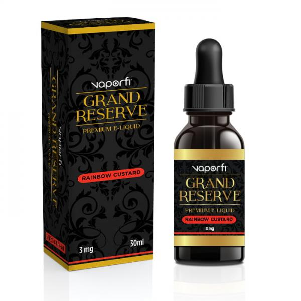 #5 Rainbow Custard Grand Reserve Vape Juice