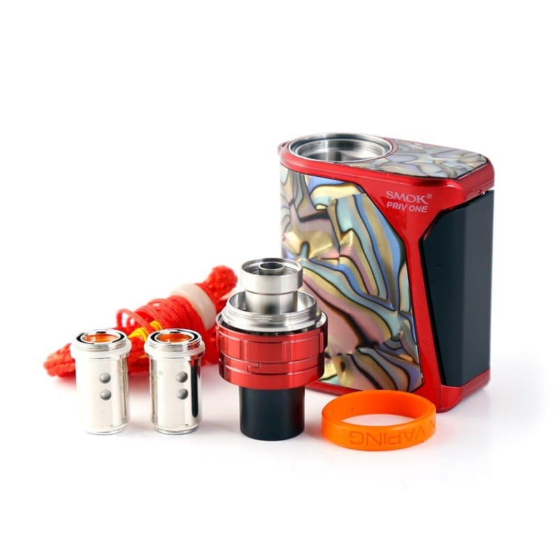 smok priv one kit review image