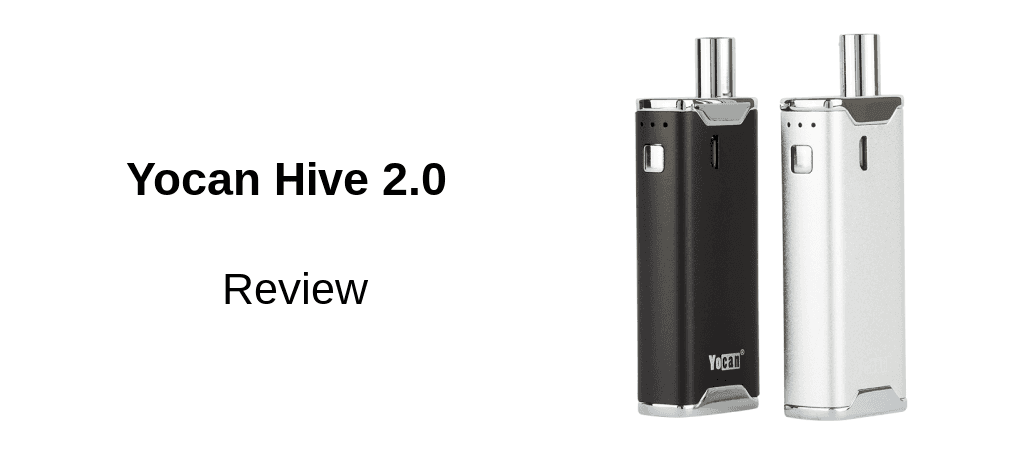 Yocan Hive 2.0 Review – Powerful Dual-use vaporizer