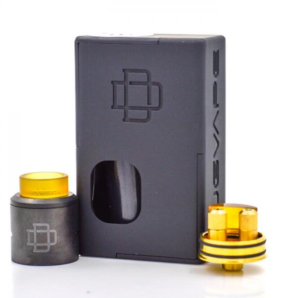 Best Squonk Mods of 2019: List of Best Regulated Squonk Mods