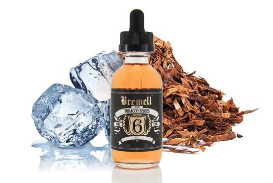 #6 Ice E-Liquid by Brewell