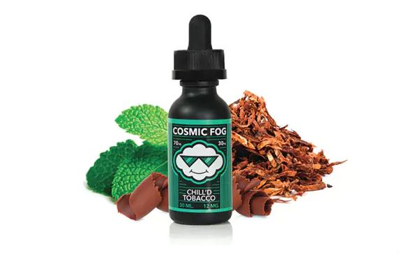 #3 Cosmic Fog Chill'd Tobacco E-Juice