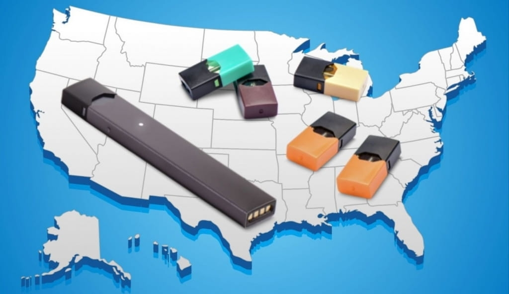 JUUL Vape near me in USA locator image