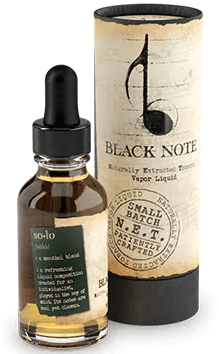 black note solo e-juices