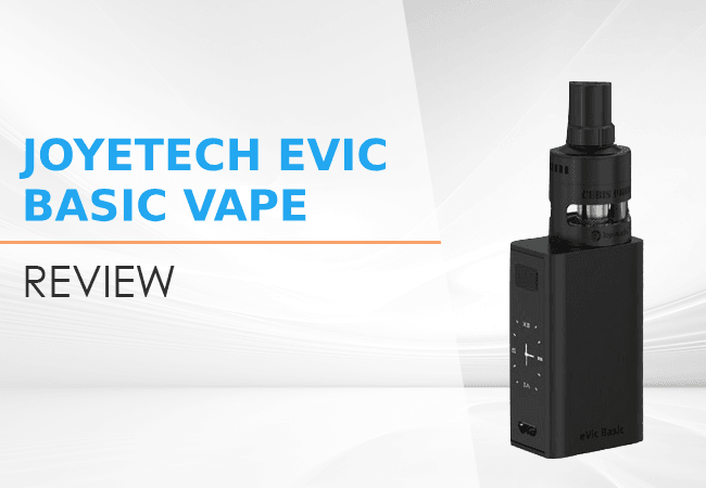 Joyetech eVic Basic Vape Review