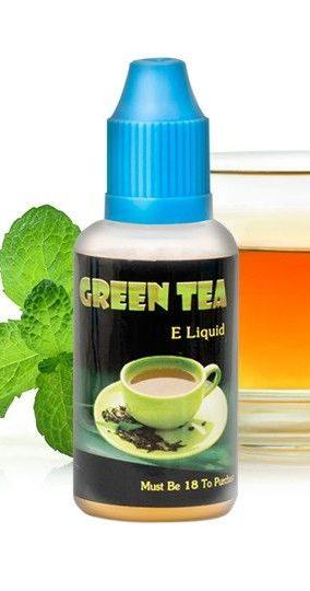 e-juice green tea mig vapor