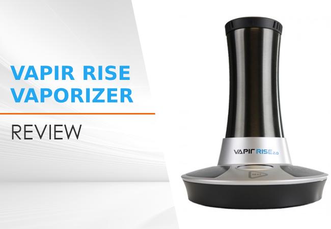 vapir rise v2 vaporizer review