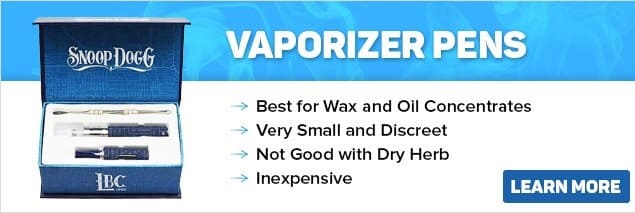 Vaporizer pens guide and reviews image