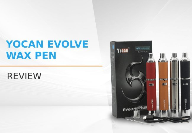 Yocan Evolve Plus Upgraded Vaporizer review image