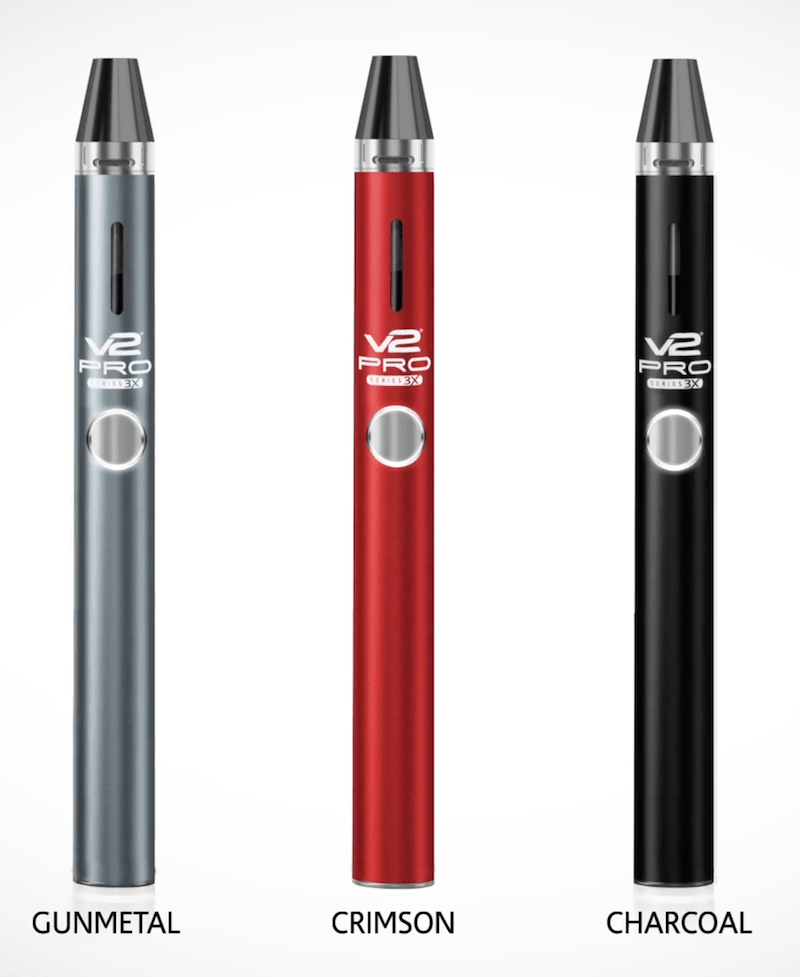 v2 pro series 3x available colors
