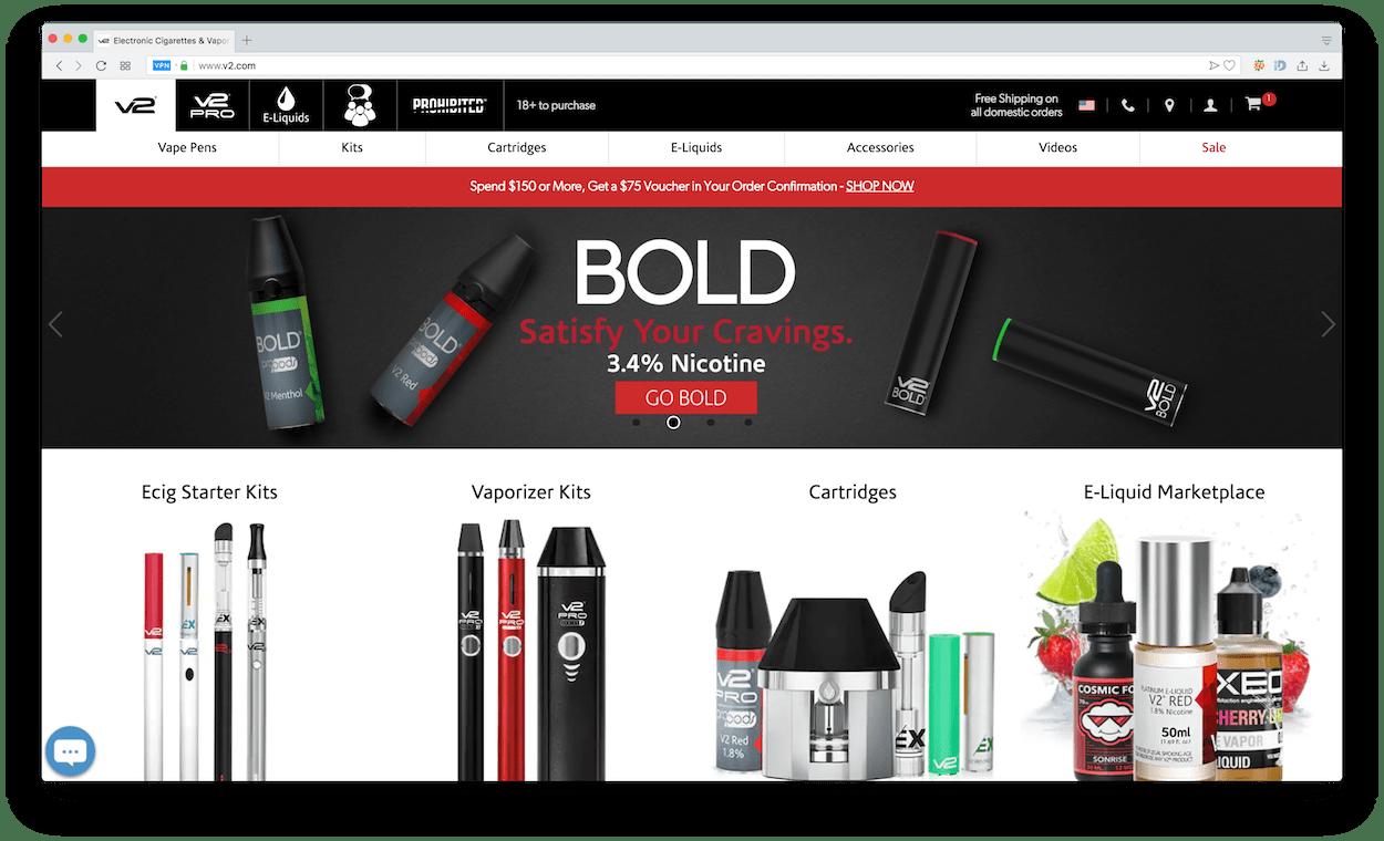 v2 website
