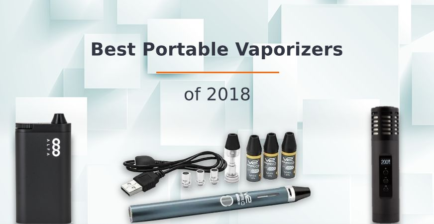 The Best Portable Vaporizers of 2019
