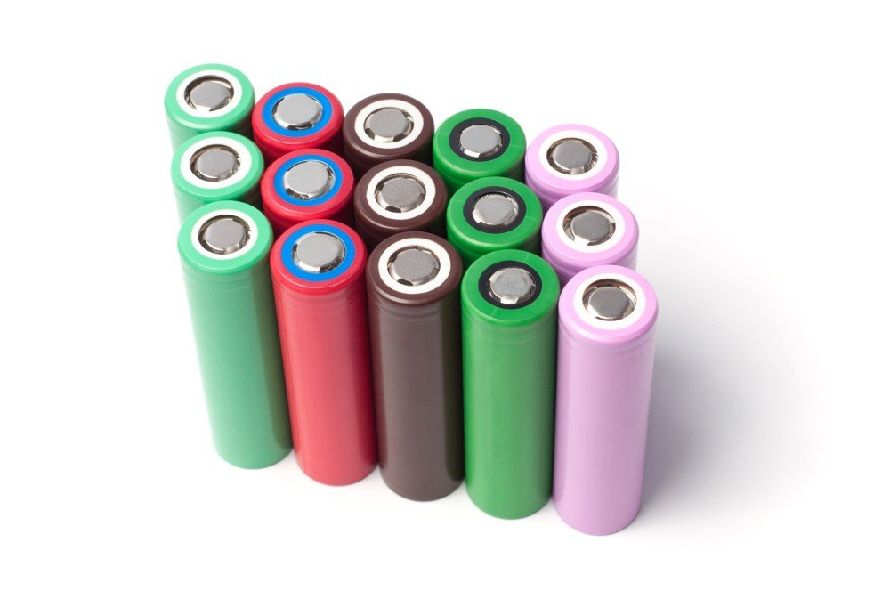 Best Vape 18650 batteries image