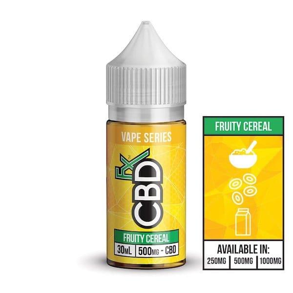 CBD Vape Juice by cbdfx