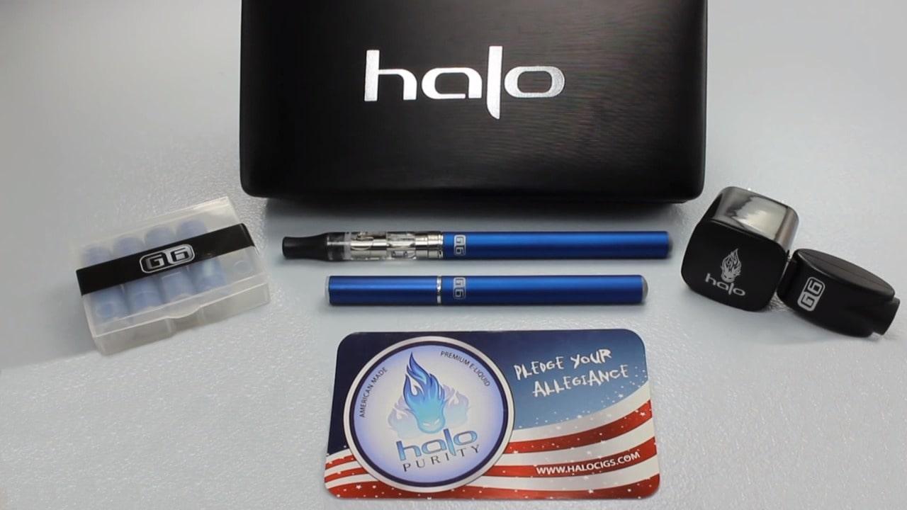Halo Cigs G6 Starter Kit image