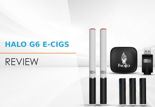 Halo G6 E-Cigs Review image