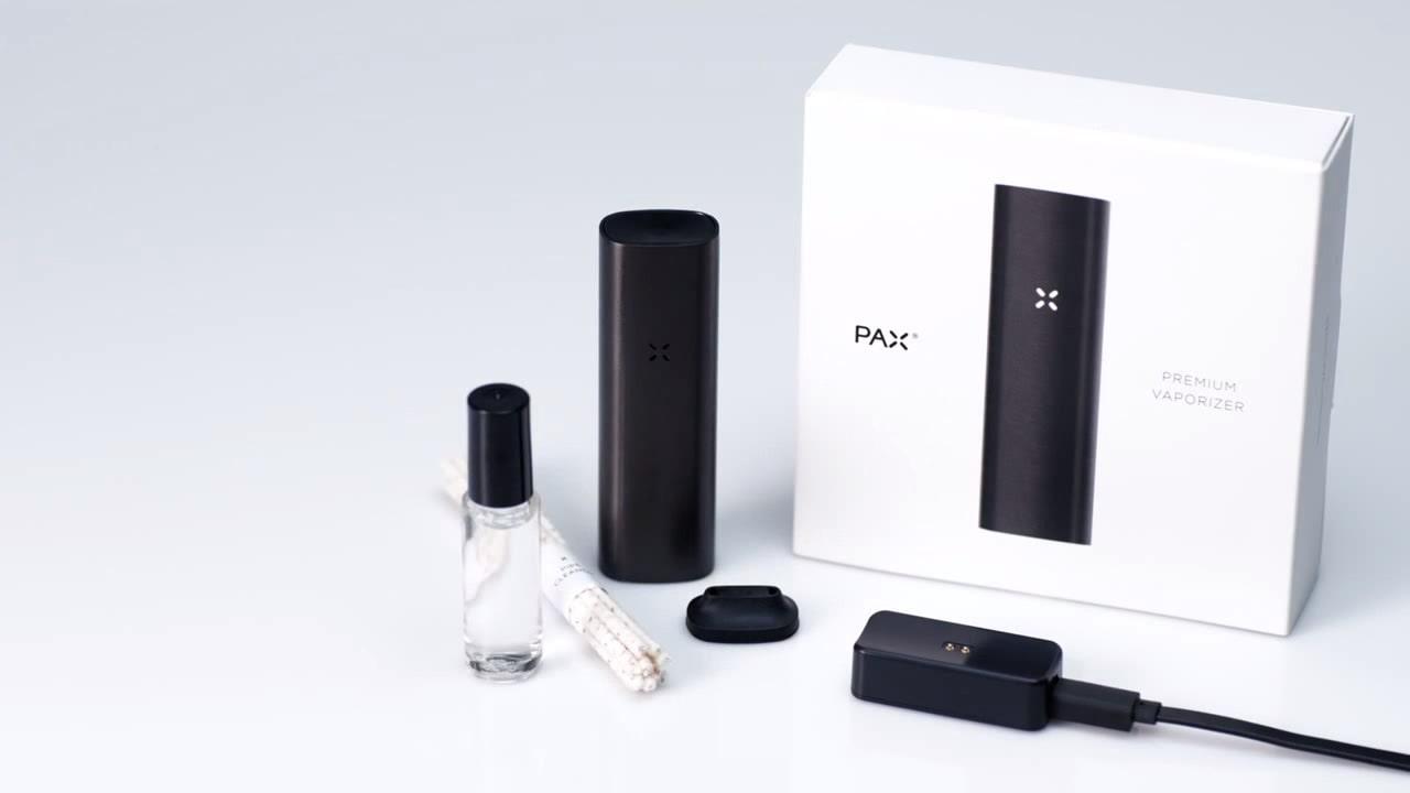Pax 2 Dry Herb Vaporizer Kit image