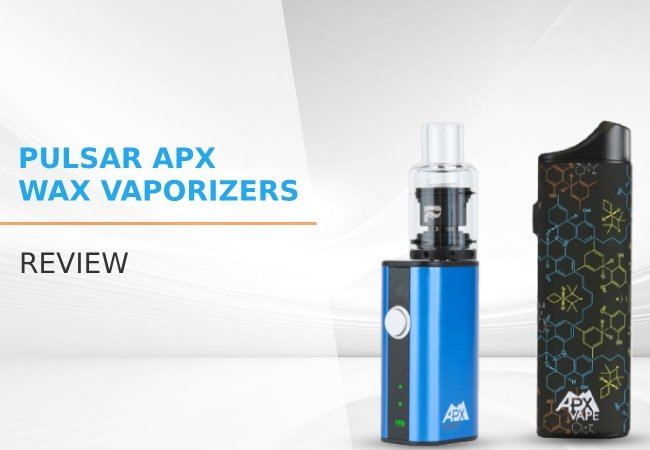 Pulsar Apx Wax Vaporizers Review image