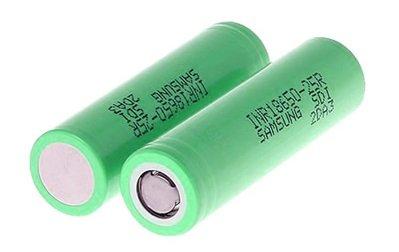 Samsung INR 18650 Battery 2500mAh image