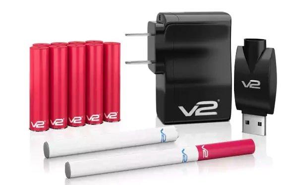 V2 E-Cigs Standard Starter Kit image