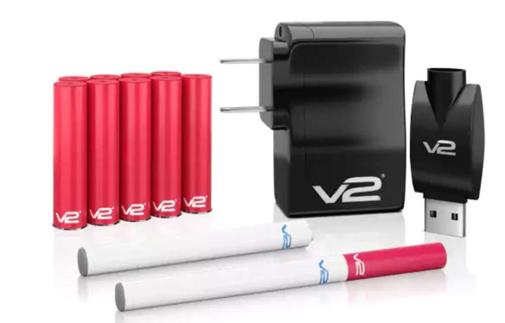 v2 classic e-cig kit