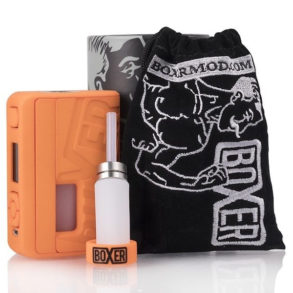 Boxer Mod Classic DNA 75C BF Squonk Mod Image