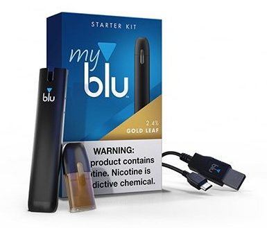 Myblu Starter Kit Review