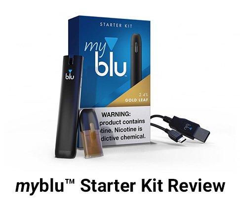 Myblu Starter Kit Review