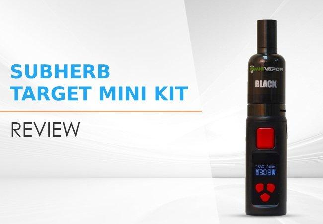 SubHerb Target Mini Kit image