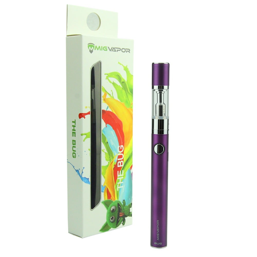The Bug Mini Vape Pen with box image