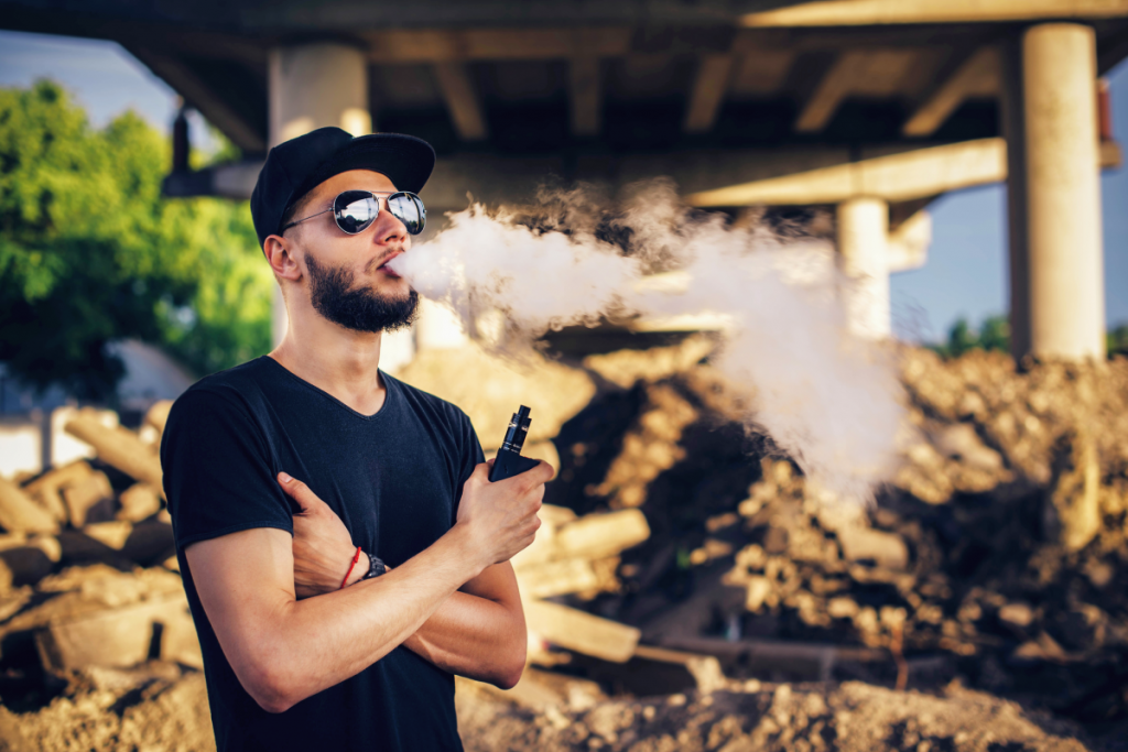 Facts about vaping addiction
