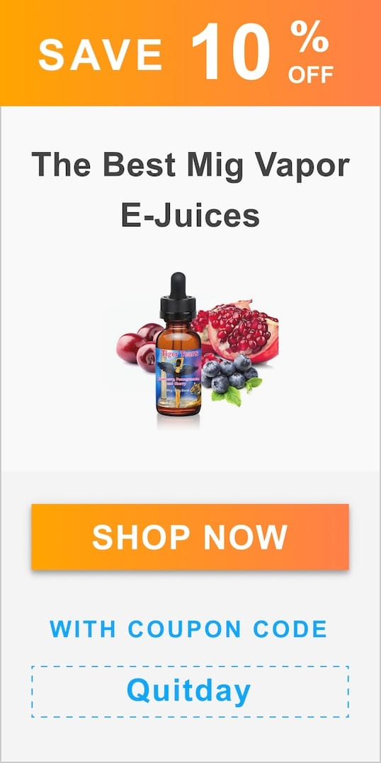 Best Tobacco Flavored Vape Juices – Mimicking the Real Cigarette