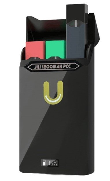 The Jili Box Charger is a portable charger