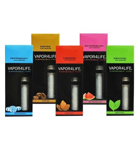 Vapor4Life Disposable Vape Sampler Pack