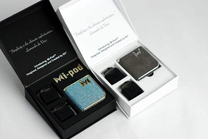 Smoking Vapor Mi-Pod - Pod Vape - Box Contents