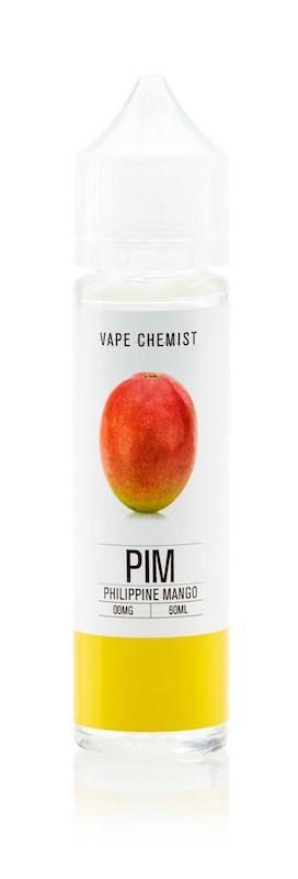Vape Chemist philippine mango e-liquid