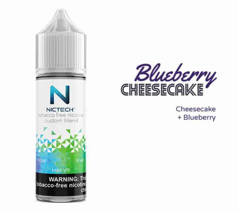 Blueberry Cheesecake Vape Juice