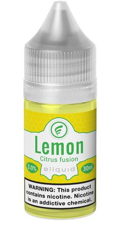 fruit-flavored lemon fusion nicotine salt image