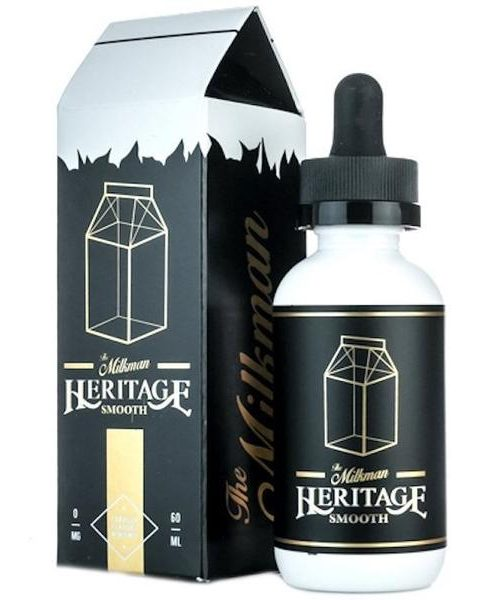 The Milkman Heritage Smooth E-Juice