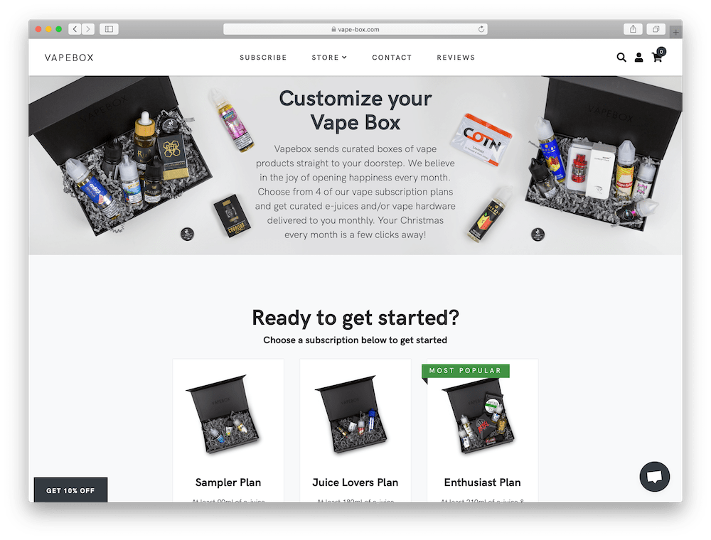 VapeBox Subscription Review: An Online Service that Makes Vaping Easy