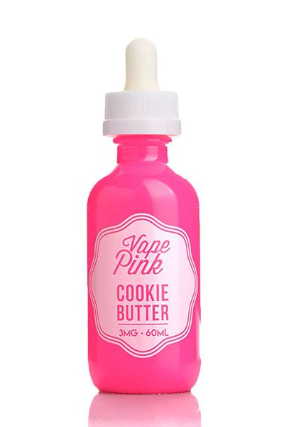 Vape Pink Cookie Butter E-Liquid