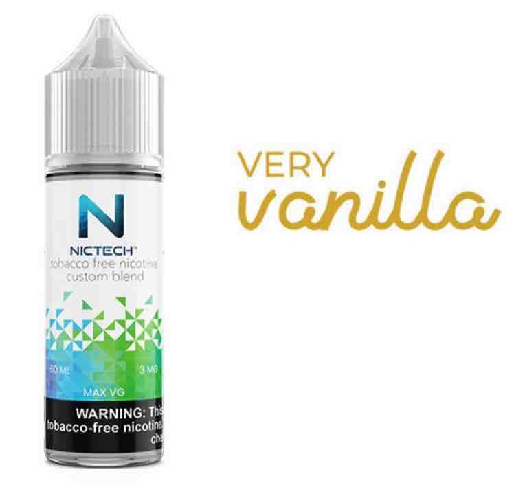 Very Vanilla E-juice
