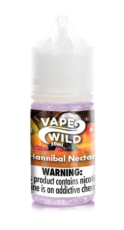 Hannibal Nectar Juice Vape Wild