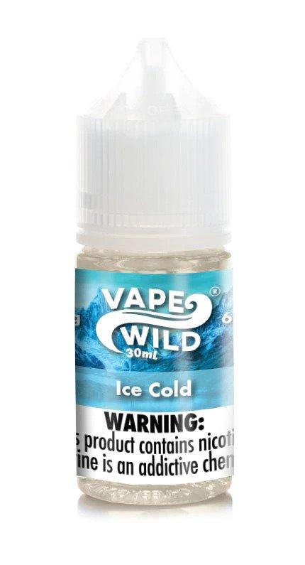 Ice Cold Vape Wild Fruite Juice